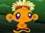 Счастливая обезьянка